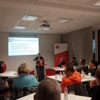 Vortrag von Tanja Wolf